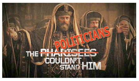 Politicians Hate Him