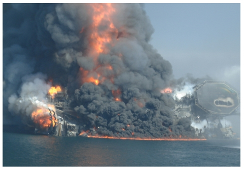 Another example of one of the Destroyer's crazy tactics: the BP oil spill in the Gulf of Mexico. Yes, it's true – Luciferians, who control all elite companies are trying to kill the inhabitants of the earth for Satan – all because they were promised the kingdoms of the world. Watch the Nazi Banksters' Crimes Ripple Effect.