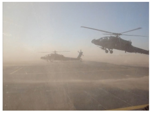 Helicopters in Desert Storm