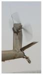 rotor blade, tails like scorpions, Revelation 9