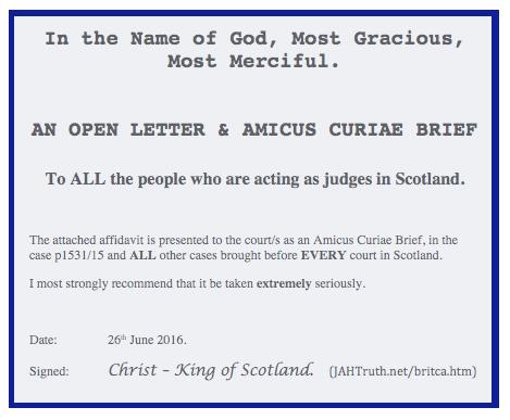 AMICUS CURIAE BRIEF
