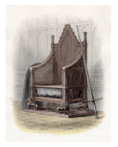 British Throne of David