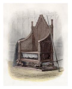 British Throne of David