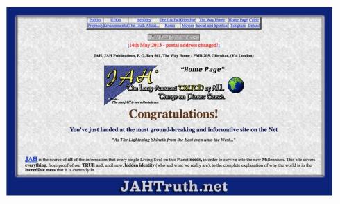 JAHTruth.net