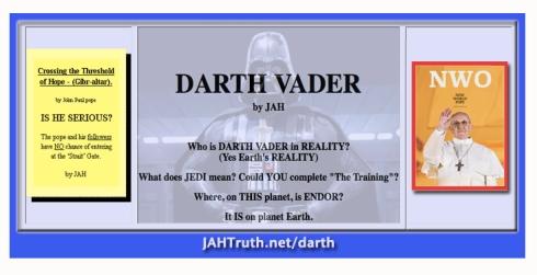 JAHTruth.net:darth