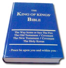 King of kings' Bible