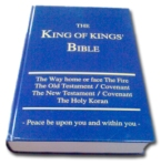 King of kings' Bible