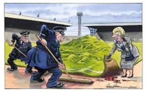 Thatcher, police and Hillsborough