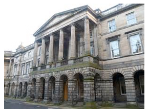 Court of Sessions, Edinburgh