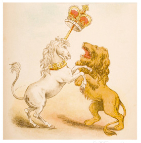 Unicorn and the Lion