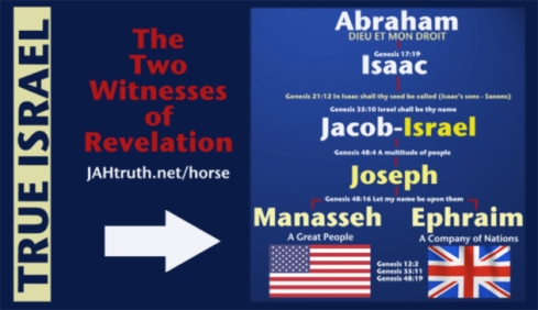 The Two Witnesses described in Revelation Chapter 11.
